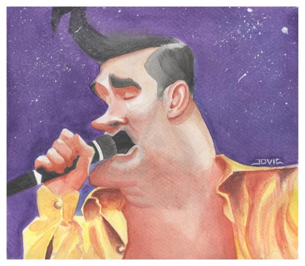 Morrissey by jovic772